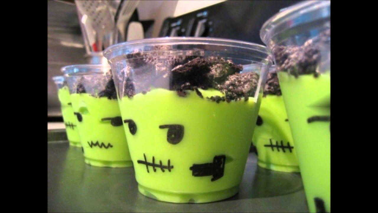 Postres para halloween youtube - Ideas para hacer en halloween ...