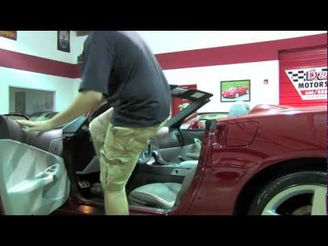 Chevrolet Corvette C6 Convertible--D&M Motorsports Video Review