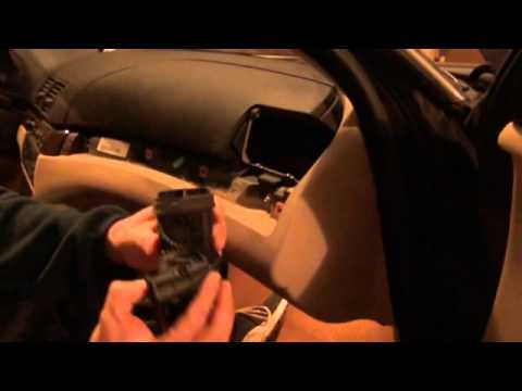 BMW 3 Series E46 Dash Vent Removal And Installation