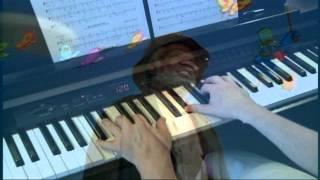 Zip - A - Dee - Doo - Dah   (Piano version)