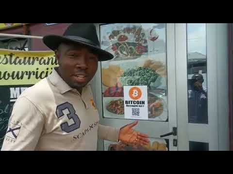 VIDEO DE PAIEMENT EN BITCOIN