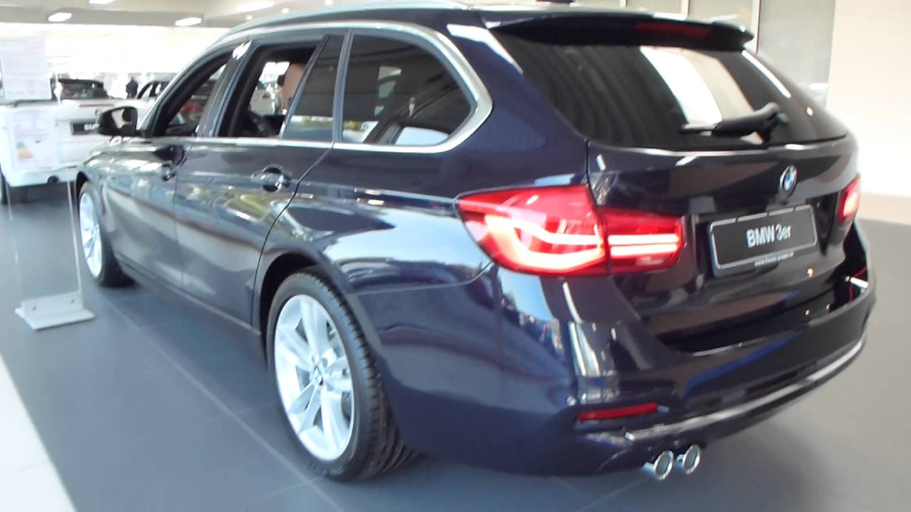 2016 Bmw 320i Touring Luxury Exterior Amp Interior 184 Hp See Also Playlist Youtube
