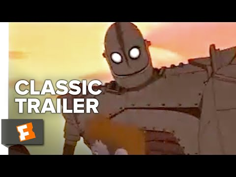 The Iron Giant (1999) Trailer #1 | Movieclips Classic Trailers