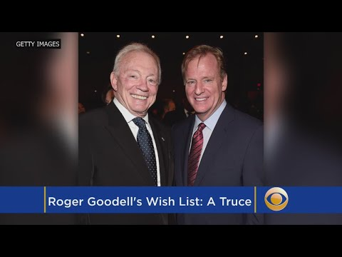 2017 NFL Holiday Wish List - What Do Roger Goodell, Cleveland Browns' Fans and The New York Giants W