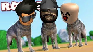 SIMULATION of animals!! -Roblox