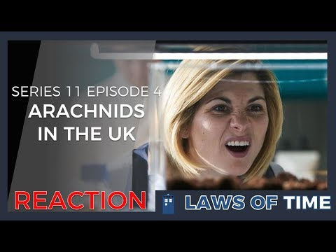 'Arachnids in the UK' Review and Reaction   Doctor Who Series 11