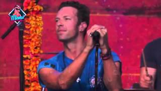 Coldplay - Amazing Day | live at Global Citizen Festival 2015 (Subtitulado ESP/ENG)