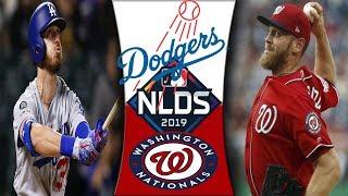 Los Angeles Dodgers vs Washington Nationals | NLDS Game 4 Highlights