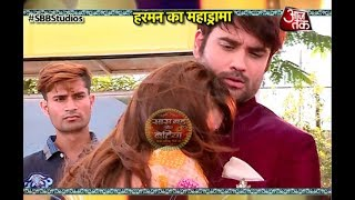 Shakti: SHOCKING! Harman CUTS HIS HAND For Saum...