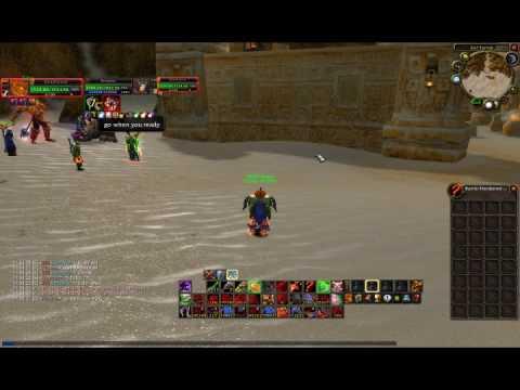 Underworld Of Warcraft Warrior PvP Video 1