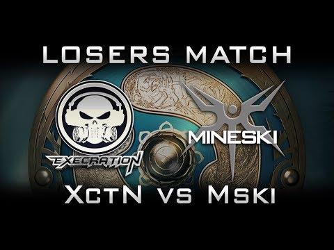 Mineski vs Execration TI7 Elimination The International 2017 SEA Highlights Dota 2
