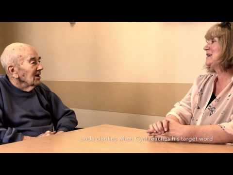Cyril's Story - Aphasia Awareness