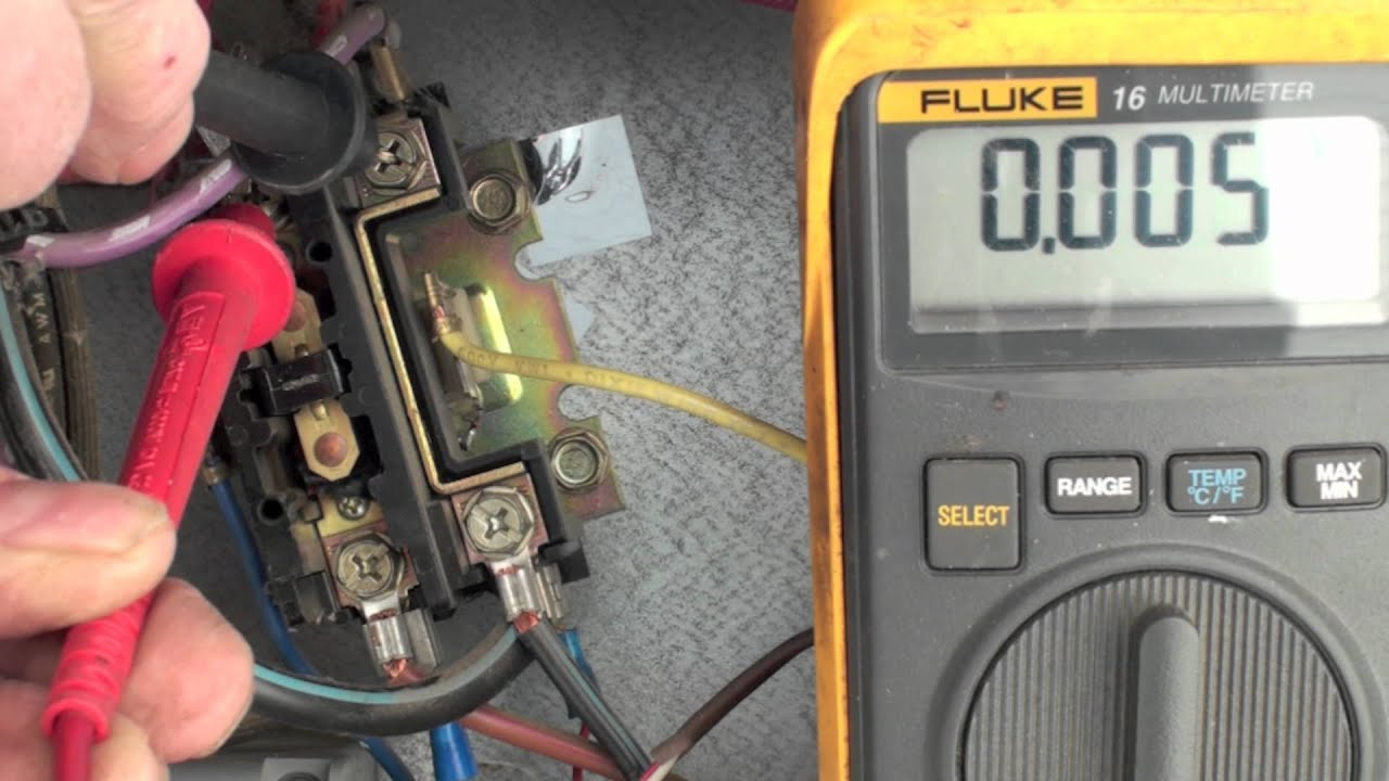 troubleshooting and testing the hvac contactor part 7 [ 1280 x 720 Pixel ]