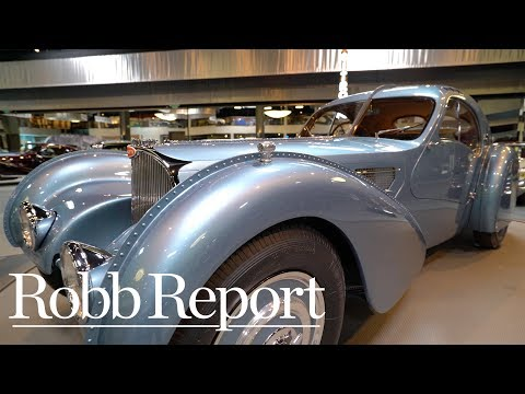 French Classic Cars from the Mullin Automotive Museum Exhibit | Robb Report
