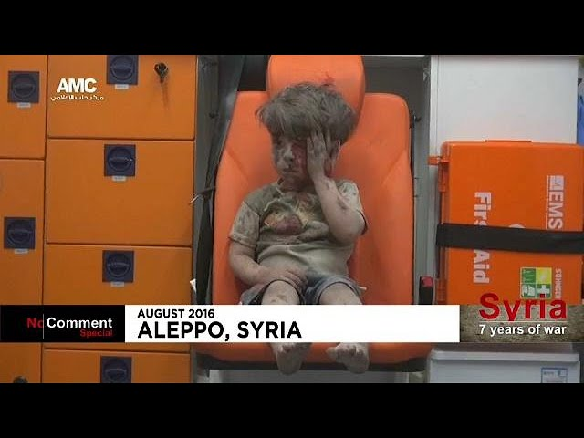 More than half a million dead as Syria's war enters eighth year