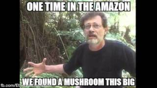 Terence Mckenna (Rimshots) 032 - Haunted House