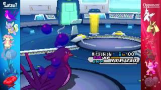 Pokémon Black and White 2 Wi-Fi battle #3 (Vs. Hina Mizawa) [NU]