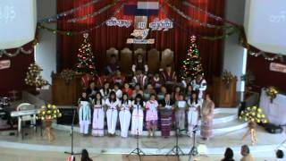 The Christmas Story Song by CKBC Thumbnail