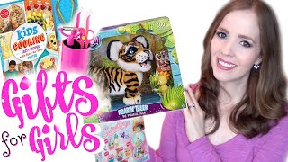 Gifts For Girls! | What I Got My 8 Year Old For Her Birthday!! | Toys & Non-toys!