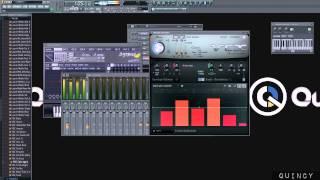 Daft Punk Style Vocoded Vocals Tutorial (Vocodex) FREE FLP