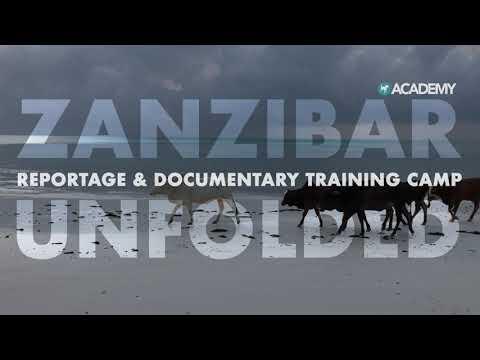 ZANZIBAR UNFOLDED | Reportage Training Camp 2021 Teaser