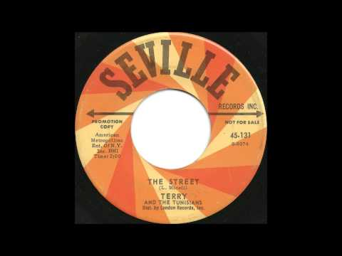 Terry and The Tunisians - The Street - Uptempo North Babylon, NY Doo Wop