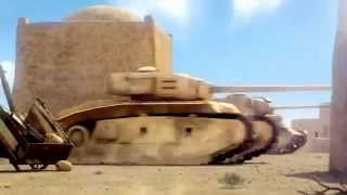 WorldOfTanks music video (Centuries)