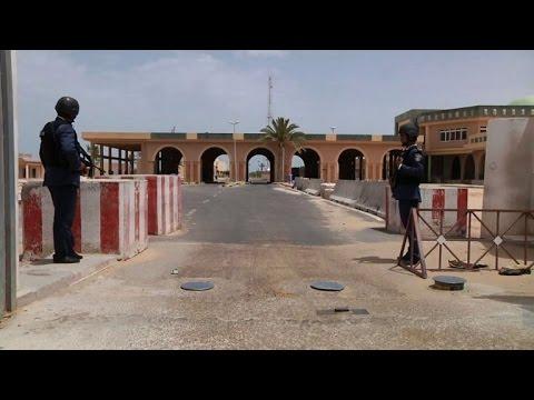 Commercial traffic paralysed at Libya-Tunisia border crossing