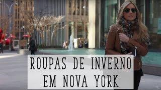ONDE COMPRAR ROUPAS DE FRIO EM NOVA YORK I NY