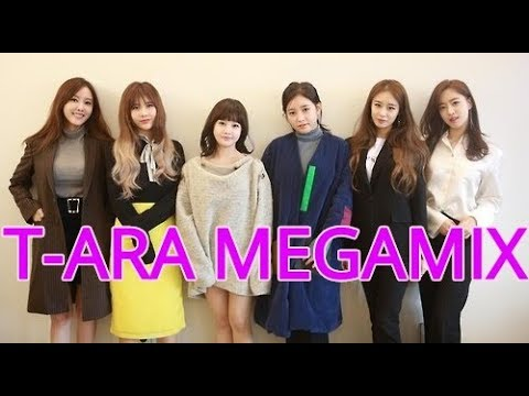 T-ARA MIX (Best Song) GOLD COLLECTION