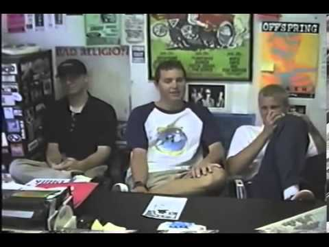 blink-182 Rare Old School Interview