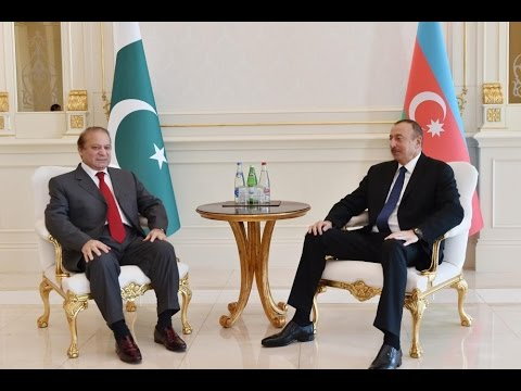 Azerbaijan PM Supports Pakistan's Stance on Kashmir Issue | Express News
