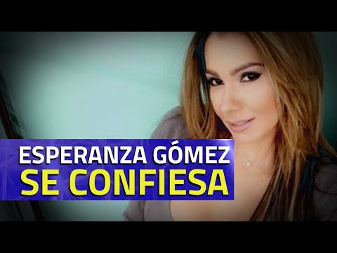 Esperanza Gómez: ¨Huelo a sexo pero ¡no todo es 'empelótese y hágale'!¨