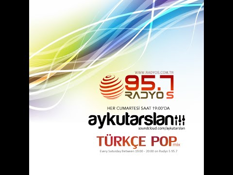 Aykut Arslan - Radyo S 95.7 - Türkçe Pop (08.11.2014)