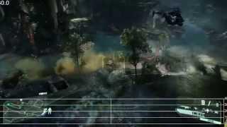 Crysis 3 4K 3x Titan SLI Frame Rate Tests