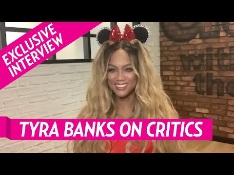 Tyra Banks Responds to Fans Calling Her Out for Mistakes, Says She Does It on Purpose