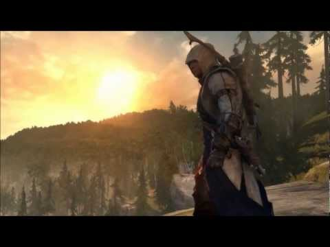 Assassin's creed 3 (Coldplay-Violet Hill) Music Video