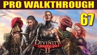Divinity: Original Sin 2 Walkthrough Tactician Part 67 - Driftwood Arena Voidwoken Fight