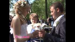 """Свадьба в Твери. Выездная регистрация. """"Тверь Парк Отель"""""""