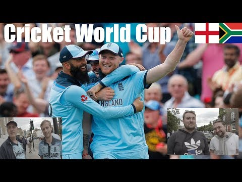 Ben Stokes - what a catch! | Cricket World Cup 2019 | England v South Africa