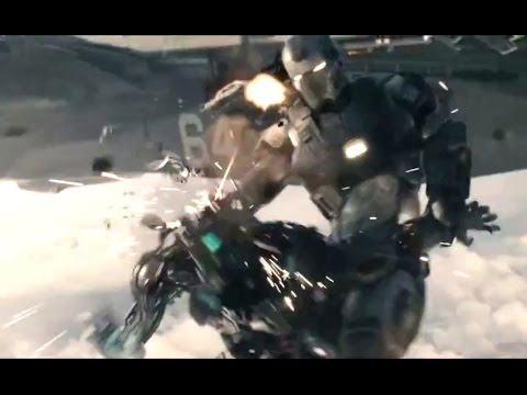 Avengers: Age of Ultron TV Spot - War Machine (2015) Don Cheadle Marvel Movie