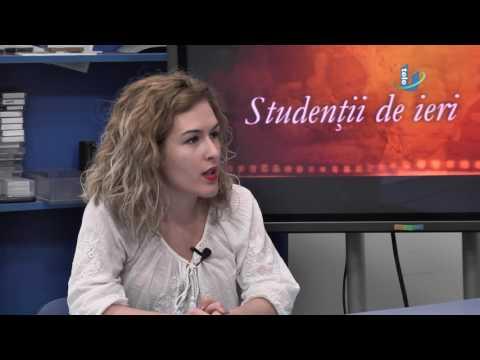TeleU: Studenții de ieri - conf.univ.dr Mariana Cernicova Bucă