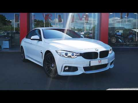 BMW 4 SERIES 2.0 420I M SPORT GRAN COUPE 4DR