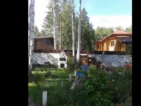 Загородный дом 19 км Байкальского тракта. Иркутск.