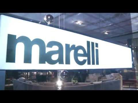 Giulio Marelli at the International Furniture Fair in Milan - 2015