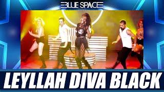 Blue Space Oficia - Leyllah Diva Black e Ballet  - 11.05.19