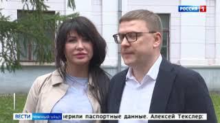 Глава региона Алексей Текслер принял участие в голосовании