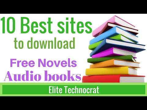 10 Best Sites To Download Novels And Books For Free