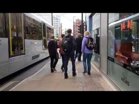 Manchester City Walk - November 2017