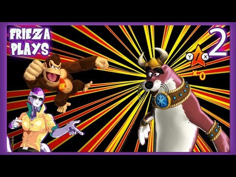 IMA SEAL THE DEAL! OK - I'LL STOP! FRIEZA PLAYS DONKEY KONG COUNTRY TROPICAL FREEZE PART 2!